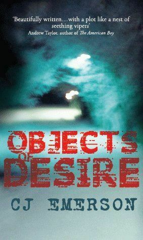 Like New, Objects of Desire, Emerson, C. J., Hardcover