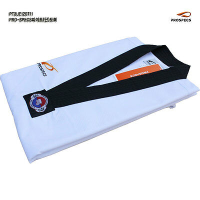 Prospecs Pro Specs Taekwondo Uniform Dan Dobok Uniform For Adult TKD