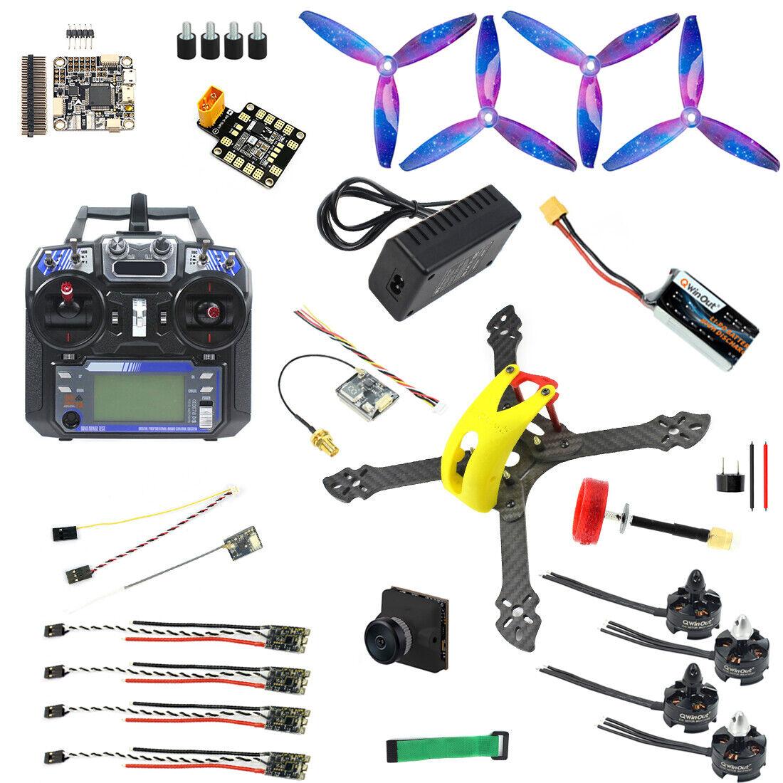 Owl215 215mm FPV Racing Drone Kit  with F4 volo Controller 25 100 200 400mW VTX  sconto prezzo basso