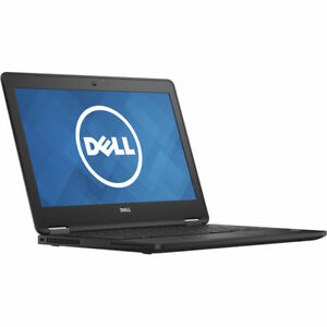 Dell-Latitude-E7270-12-5-034-Laptop-i5-6200U-2-3GHz-8GB-128GB-SSD-Windows-10-Pro