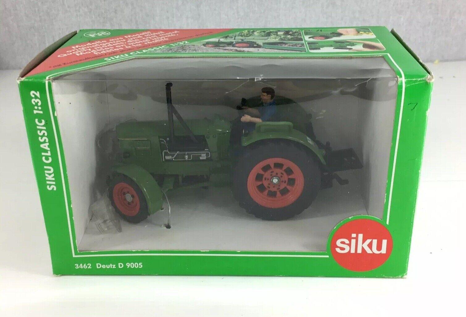 Siku Classic Deutz D 9005 No.3462 1 32 Scale Boxed