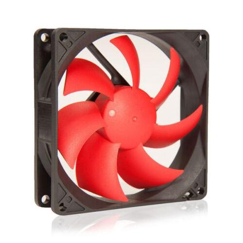 NEW Silenx EFX-09-15 Effizio 92x25mm 15dBA 46CFM PC Computer Case Fan