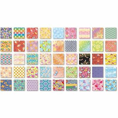 New Toyo Origami paper Chiyogami 15x15cm 45 Design 180 Sheets F//S
