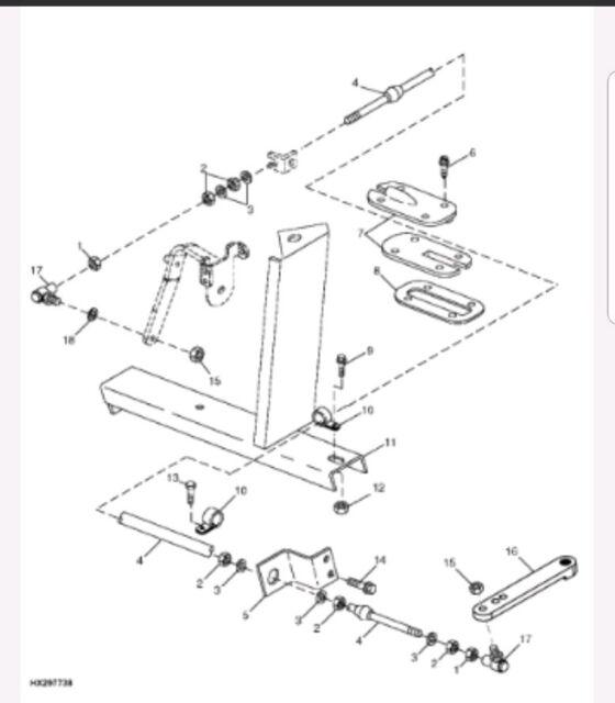 John Deere M665 Owner S Manual