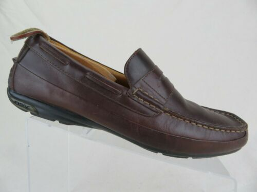 Brown Sperry sider Loafers Capetown M 9 Cup Driving Penny Mocassin Top Gold Asv QrxEoeWdBC