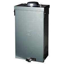 Square D Main Breaker Box Kit 100 Amp Double Pole Single Phase Plug On Outdoor