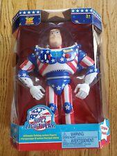 Toy Story Disney Pixar Stars & Stripes Buzz Lightyear Thinkway Toys 1995 USA