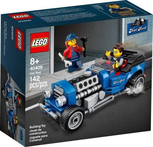 Neu /& OVP LEGO Exklusiv 40409 Hot Rod Exclusive