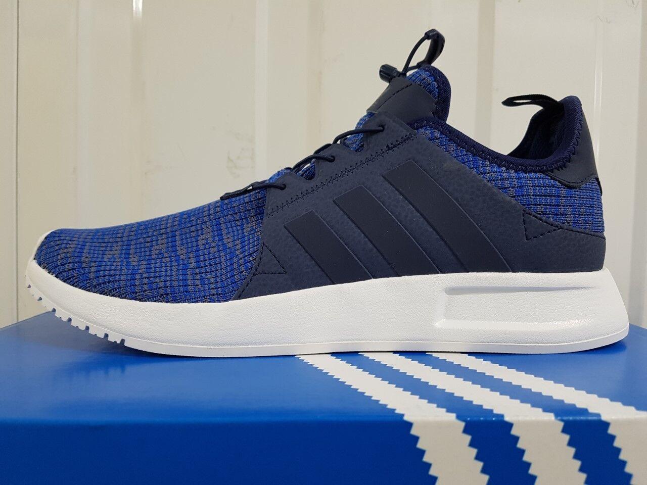 Adidas Originales X PLR Azul Entrenador Talla BB2900... 7,5... 8... 9,5... nuevo Y En Caja 44437