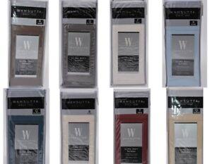Wamsutta-100-Pima-Cotton-525-Thread-Ct-Wrinkle-Resistant-New