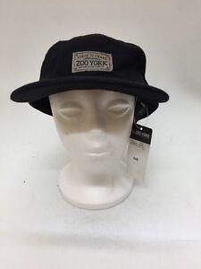 Brand New Sample Zoo York 5 Panel Hat Lordz of Craze Strapback  6a4de9d4b06