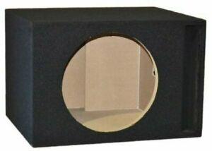 SoundBox-10-034-Single-Vented-Subwoofer-Enclosure-10-Inch-Ported-Sub-Box