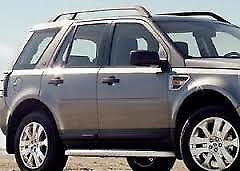 LAND ROVER FREELANDER 2 PANORAMIC ROOF MODELS ROOF RAILS LR007220