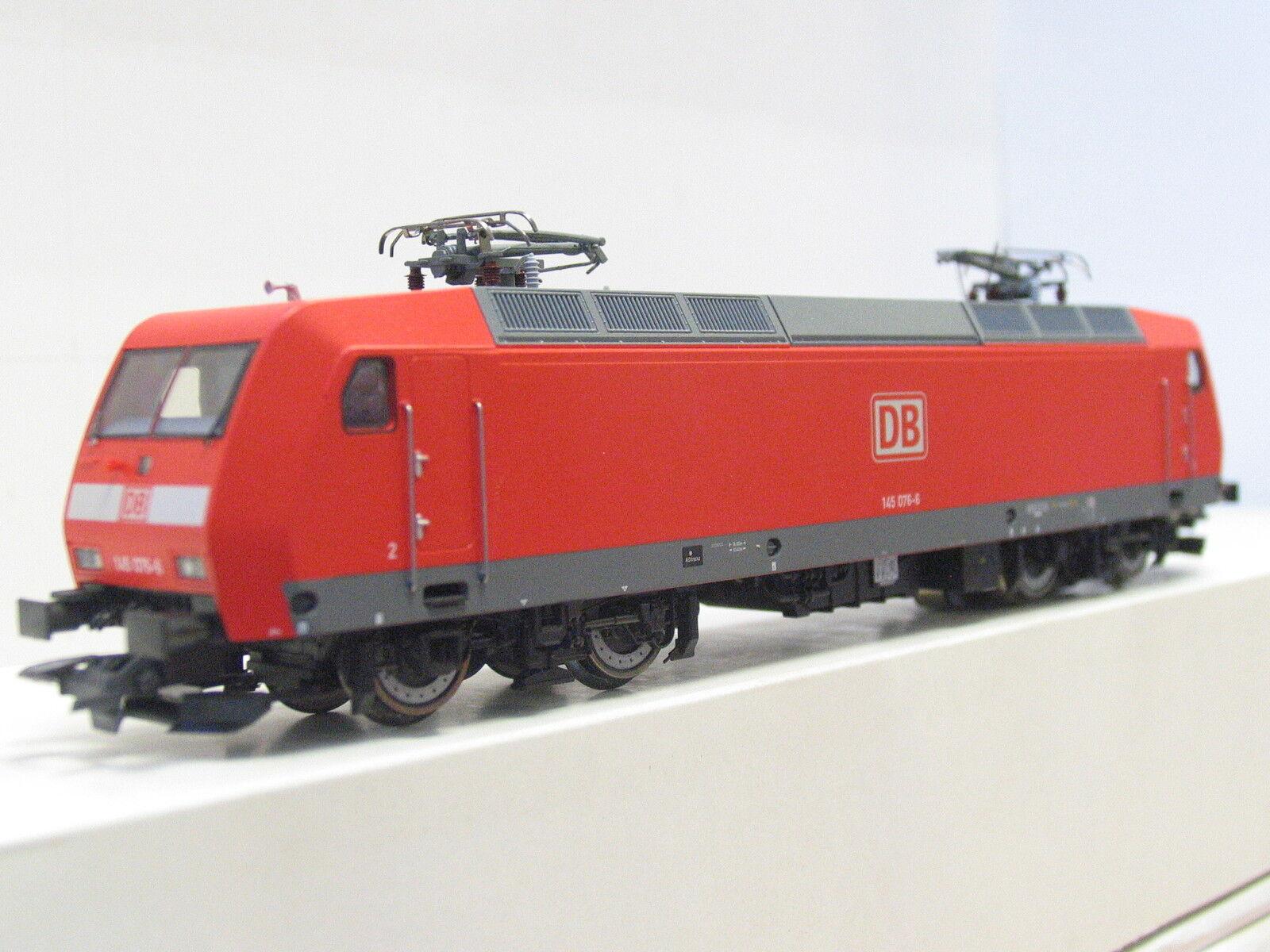 Roco H0 69566 E-Lok BR 145 076-6 DB-AG Digital AC OVP (Q5661)  | Ermäßigung