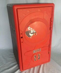 23656ba0b8acee Image is loading Vintage-Chicago-Bulls-23-Michael-Jordan-Storage-Locker-