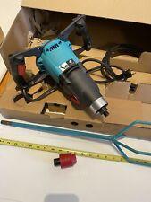 Collomix Xo4 Mortar Grout Paint Cement Concrete Mixer Gear Drive 17hp 2 Speed