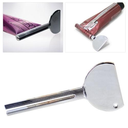1 of 1 - Easy Metal Tube Wringer U Shape Toothpaste Salons Hair Dye Oil Paint Squeezer