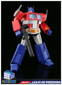 NEW-Transformers-MS-TOYS-MS-01-Optimus-Prime-Robot-Action-Figure
