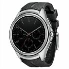LG Urbane 2nd Edition 44.5mm Stainless Steel Case Black Classic Buckle(Verizon) - (W200V)