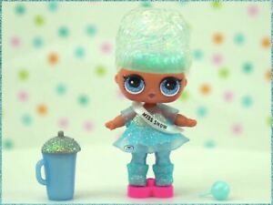 LOL-Surprise-Winter-Disco-Glitter-Globe-Miss-Snow-Frozen-Girl-Authentic-Sealed