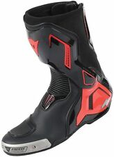 Dainese Torque Out D1 Mens Motorcycle Boots  Black/Fluo Red 40 Euro/7.5 USA