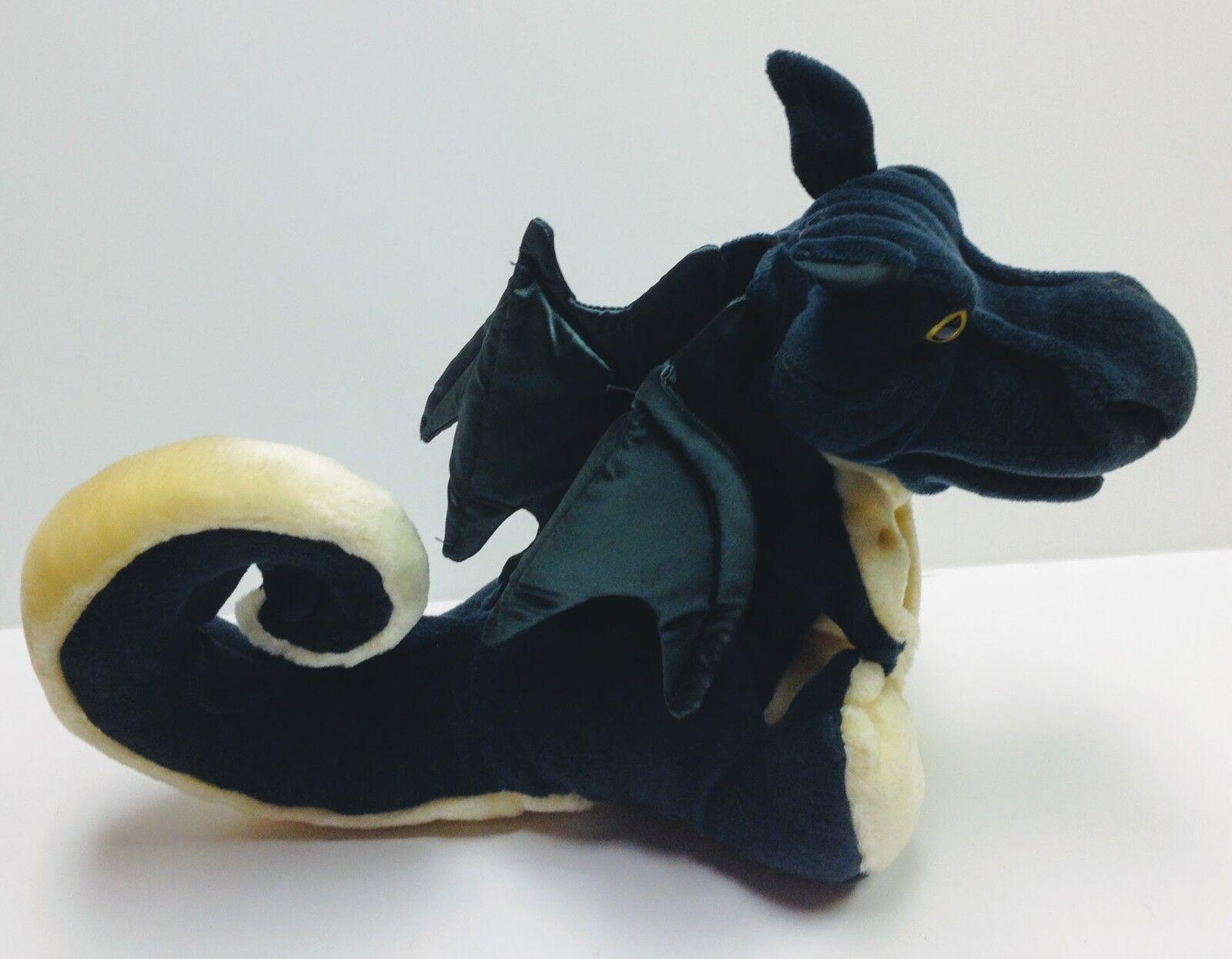 Folkmanis Dragon Hand Puppet 2545 RARE NWT