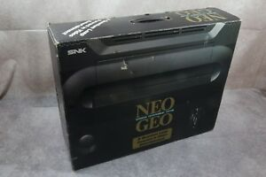 SNK-NEO-GEO-AES-console-good-condition-Japan-import-system-boxed-US-seller