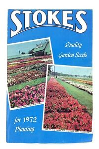 Stokes-Quality-Garden-Seeds-For-1972-Planting-Booklet-Catalog-L321