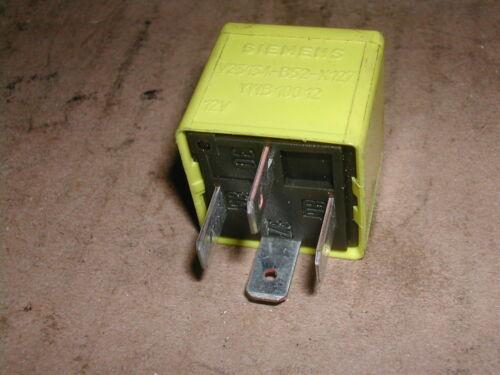 Land Rover Freelander 1997 on Yellow Multifunction relay  YWB10012