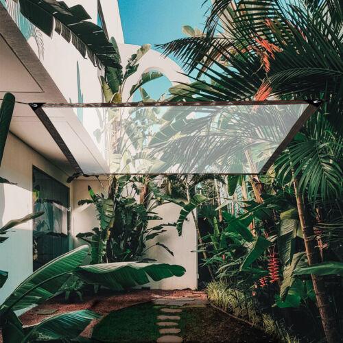 Wasserdichte transparente Plane mit Ösen Vordächer und Planen strapazi Camping