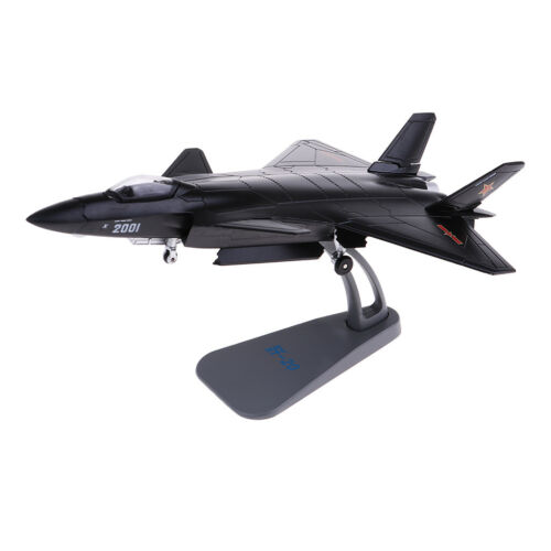 1:100 Alloy China J-20 Airplane Toy Model Aircraft Plane Toy Decoration Gift