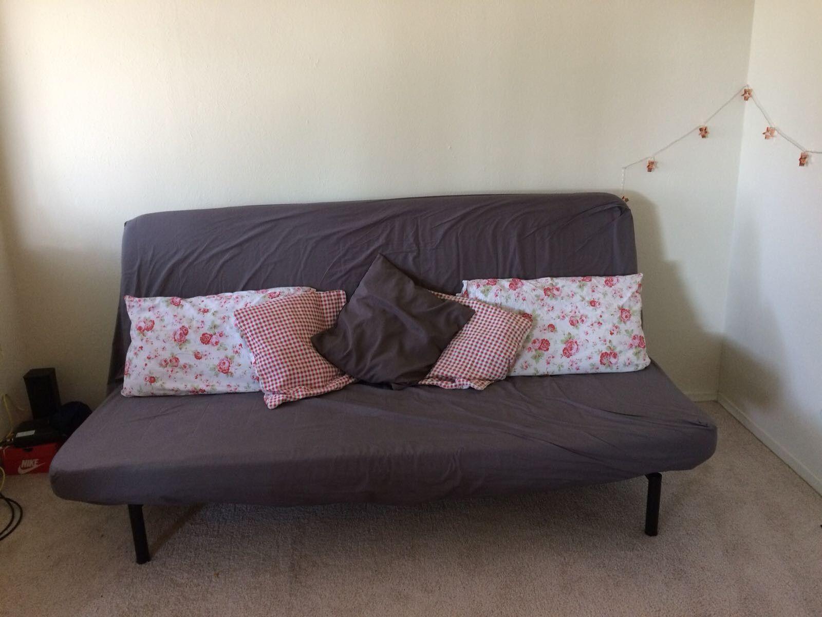 Futon Sofa Bed Ikea Nyhamn For