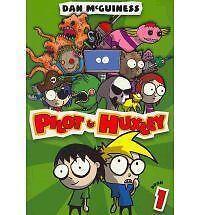 Pilot and Huxley (Pilot & Huxley),Dan McGuiness,New Book mon0000019048
