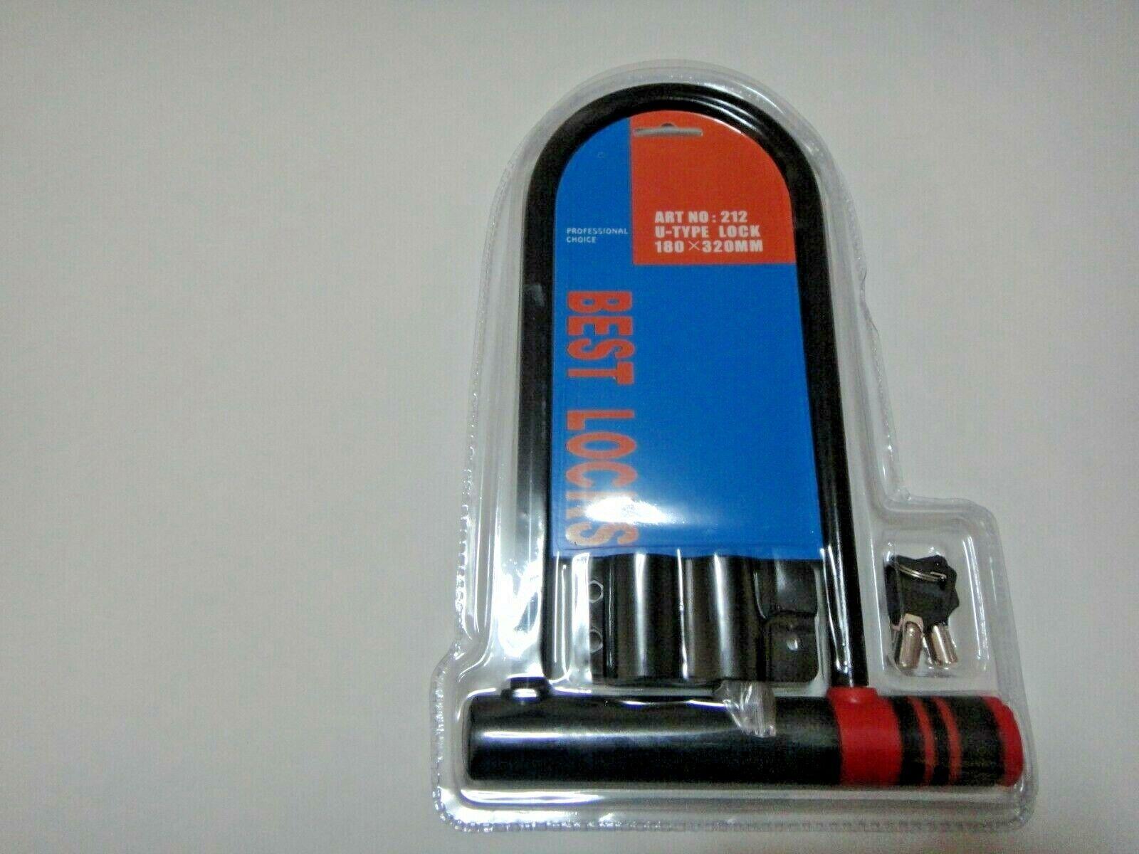703.154.88 black Ikea SLADDA Bicycle U-lock