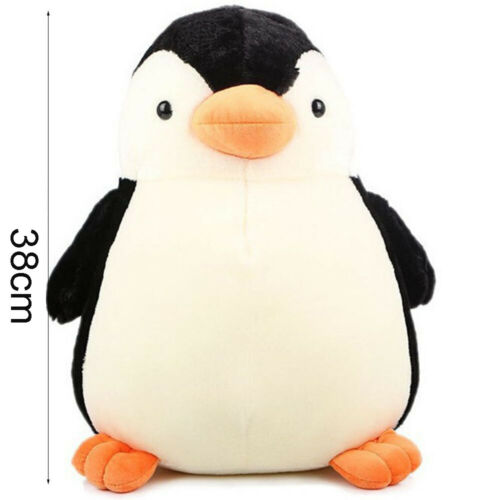 puppe die stofftiere sofa geschenk plüschtier pinguin kissen kinder