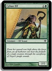 Feral Hydra FOIL Shards of Alara NM Green Rare MAGIC GATHERING CARD ABUGames