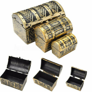 Pirate-Jewelry-Storage-Box-Case-Holder-Vintage-Mini-Treasure-Chest-Xmas-Gift