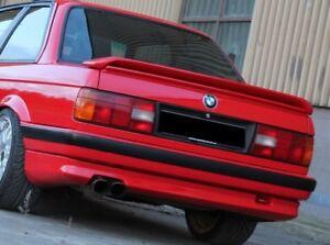 EURO REAR spoiler BMW E30 AC-schnitzer BODY KIT alpina ...