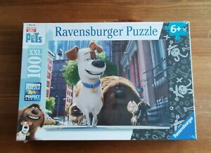 Ravensburger-The-Secret-Life-of-Pets-100-XXL-piece-jigsaw-puzzle-new-seal