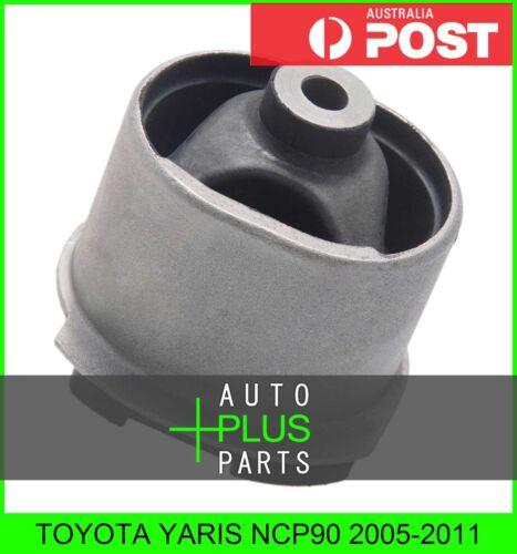 Fits TOYOTA YARIS NCP90 Rubber Suspension Bush Left Hand Lh Engine Mount