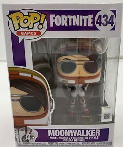 Funko Pop Games Fortnite Series 1 Moonwalker Figurine #434 *new*
