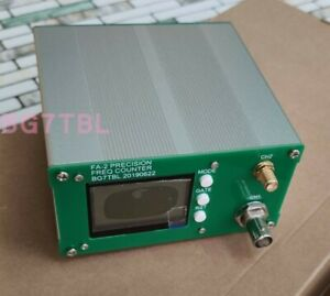 1Hz-6GHz-Frequency-Counter-Frequency-Meter-Statistical-Function-11-bits-sec