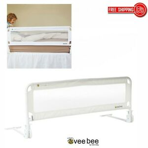 Image Is Loading Folding Toddler Bed Guard Safety Rail Frame Portable