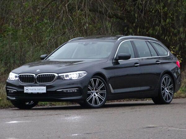 BMW 530d 3,0 Touring aut. billede 0