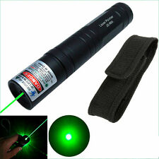 10 Miles Strong Vert Green 5mw 532nm 850 Laser Pointer Pen Light Visible Beam