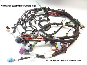opel wiring harness wiring diagram for you genuine vauxhall vectra c and signum 2 0 y20dth engine wiring opel gt wiring harness image