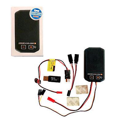 Prezzo Basso Modulo Sonoro Motori Motore Sound System Ess-uno Plus Per Rc-cars Sense Innovat Alleviare Reumatismi E Freddo