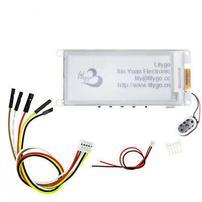 LILYGO TTGO T5S Wi-Fi Bluetooth ESP-32 2.9inch Three-Color Display ...