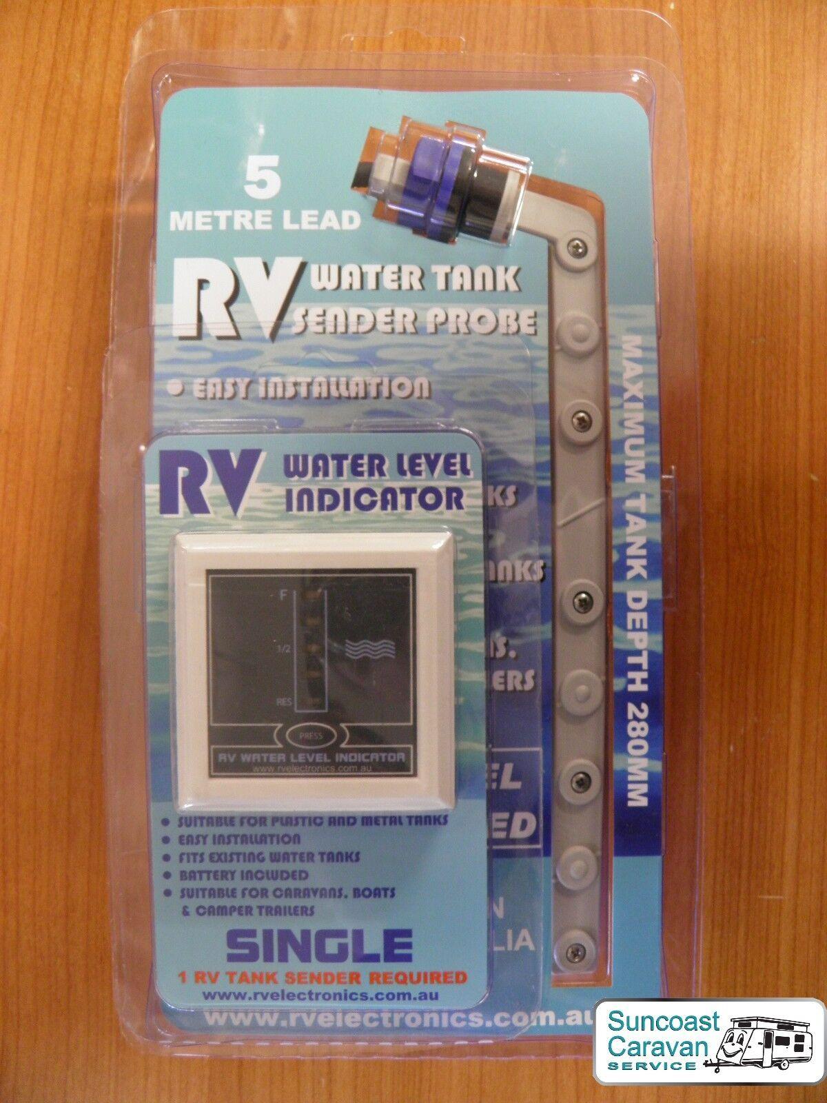 Battery Indicator Circuit For The Caravan