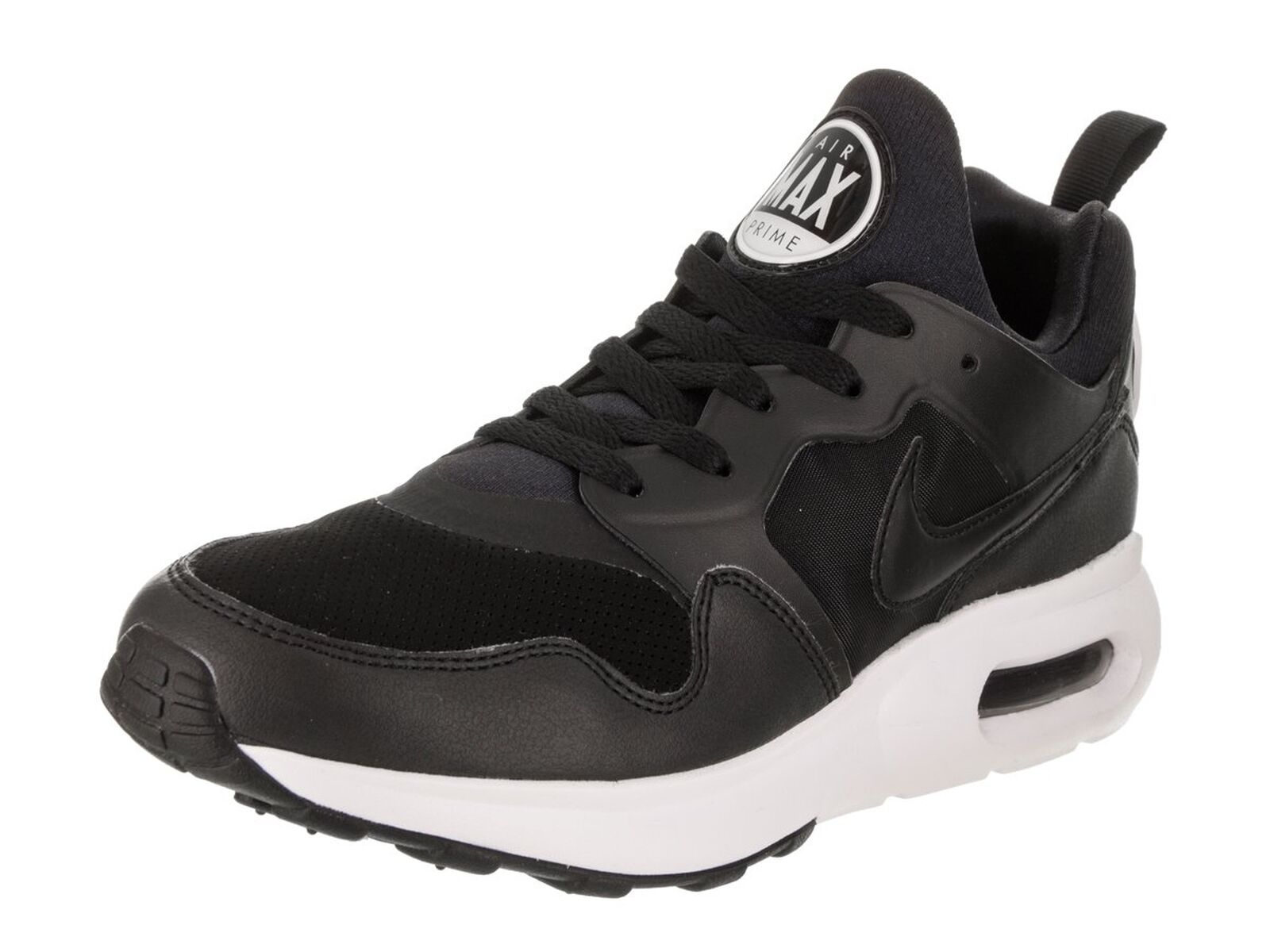 Nike Men's Air Max Prime SL Running shoes Size 8.5 NEW 876069 002 Black White